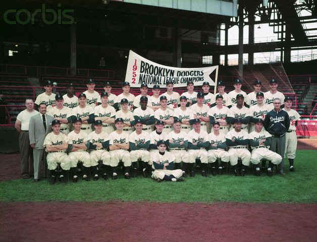 1952 Dodgers